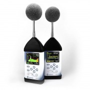 Шум, вибрация, анализаторы спектра