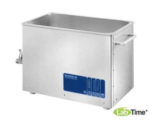 Ванна ультразвуковая SONOREX DIGIPLUS 28 л DL 1028 H с нагревом и сливным краном