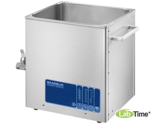 Ванна ультразвуковая SONOREX DIGIPLUS 18,7л DL 514 BH с нагревом и сливным краном