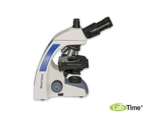 Микроскоп Evolution ES-4140 (тринокулярный, 40х-1600х), встроенная 5 Мп камера