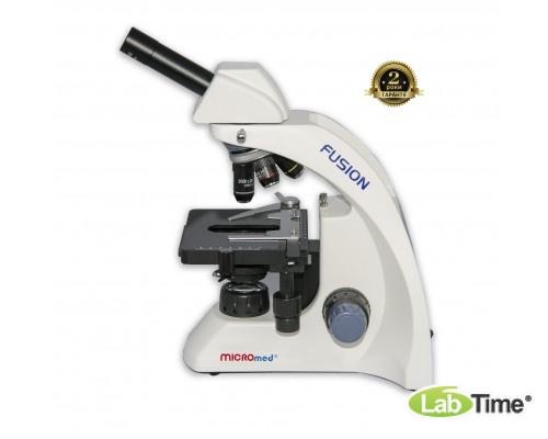 Микроскоп Fusion FS-7510 (монокулярный, 40х-1000х)