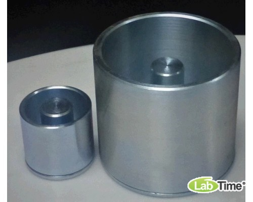 Комплект форм КП-116 для определения коэффициента дробимости щебня