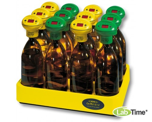 Анализатор OxiTop IS6 БПК на 6 бутылей с перемешивающей системой