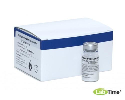 ЛАЛ-реактив Endosafe 5,2 мл/флак, 0,03 ЕЭ/мл, 12 фл/пак