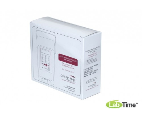 Картридж для Endosafe-PTS (0,01 ЕЭ/мл), 10 картриджей/пак