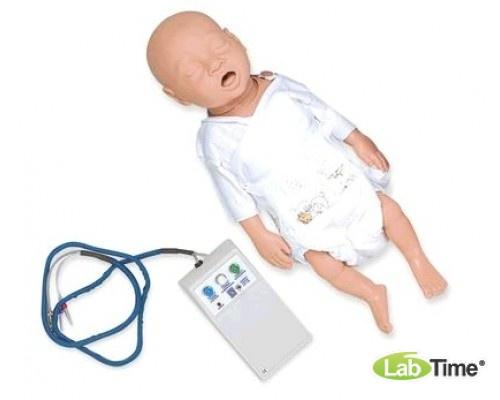 Манекен младенца CPR Cathy Infant c электроннм оснащением для освоения сердечно-легочной реанимации