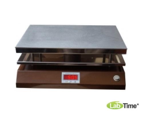 Плита нагревательная ПНЛ-1, алюминий, 400х300 мм