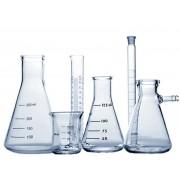 Посуда лабораторная стеклянная мерная