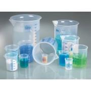 Посуда лабораторная пластиковая