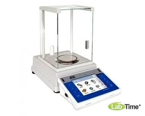 Весы RADWAG АS 310.3Y IIкл (310/0,0001г, d85 мм) внутр.калибровка