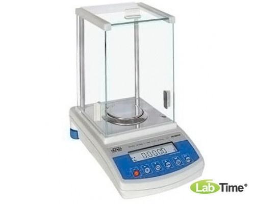 Весы RADWAG АS 310R2 IIкл (310/0,0001г, d100 мм) внутр.калибровка