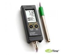 HI 99121 pH-метр/термометр для почвы (pH/T)