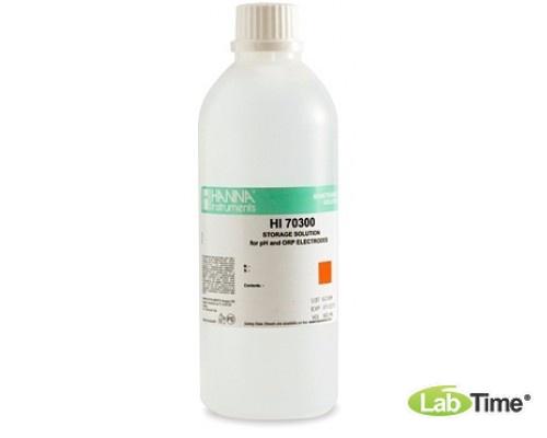 HI 70300L Раствор для хранения рН-электродов (500мл)
