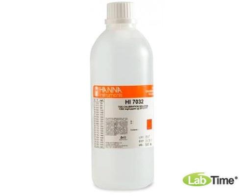 HI 7032L Раствор калибровочный 1382 мг/л (460мл)
