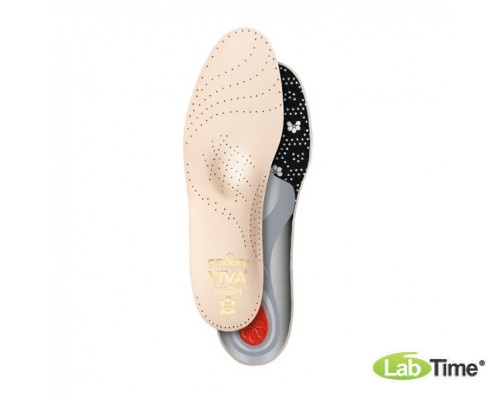 Ортопедическая каркасная стелька-супинатор для летней обуви VIVA HIGH р.45