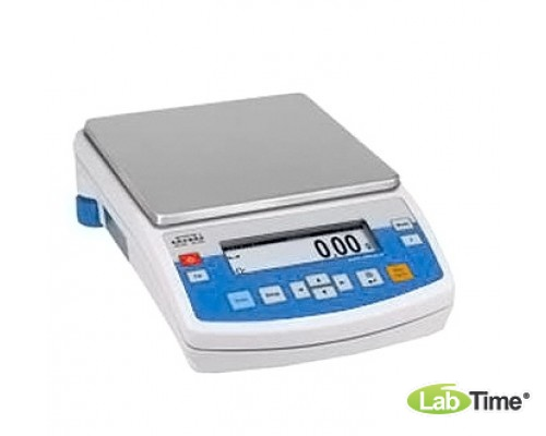 Весы RADWAG PS 1200/R2 IIIкл (1200/0,1/0,005г, платф.195х195 мм) внутр.калибровка