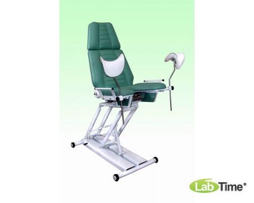Гинекологическое кресло (механическая регулировка высоты) КС-1РМ