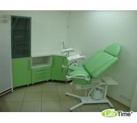 Кресло гинекологическое КС-3РГ(гидравлическая регулировка высоты)