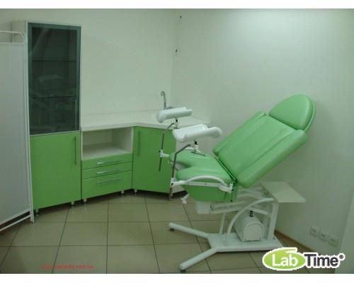 Кресло гинекологическое КС-3РМ (механическая регулировка высоты)