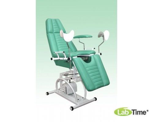 Кресло гинекологическое КС-РГ (гидравлическая регулировка высоты)