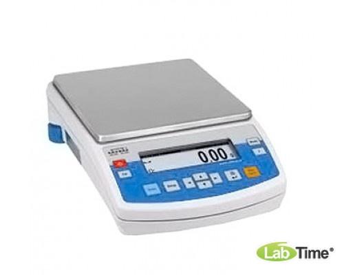 Весы RADWAG PS 4500/R2 IIIкл (4500/0,5/0,01г, платф.195х195 мм) внутр.калибровка