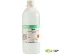 HI 7077L Раствор для очистки рН-электродов от масел и жира (460мл)
