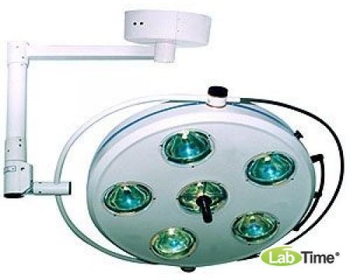Светильник операционный бестеневой L2000 6-II- шестирефлекторный по