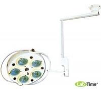 Светильник операционный бестеневой L735-II- пятирефлекторный потоло