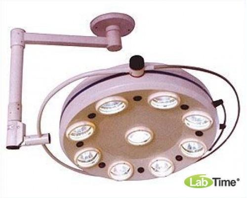 Светильник операционный бестеневой L739-II- девятирефлекторный пото
