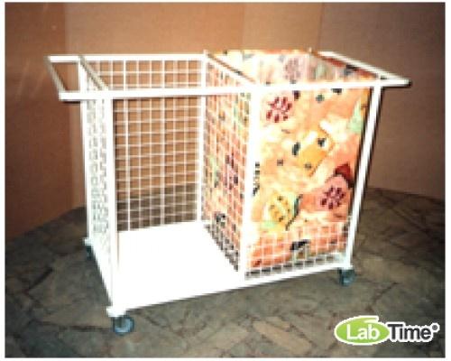 Тележка для транспортировки чистого и грязного белья ТТЧГБ