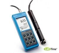 HI 9146N-04 Оксиметр (кислородомер) влагонепроницаемый портативный, кабель 4м