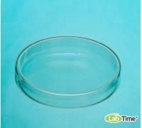 Чашка биологическая Петри d:100мм,h:10мм, Чехия