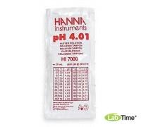 HI 70004P Раствор калибровочный рН:4,01 упак. 25 шт. по 20 мл