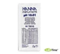 HI 70010P Раствор калибровочный рН:10,01 упак. 25 шт. по 20 мл