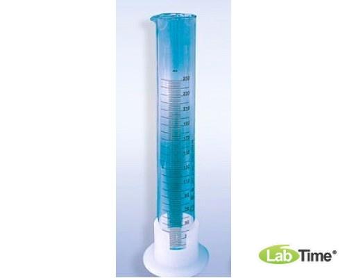 Цилиндр 1-500-2 с носиком и пластмассовым основанием