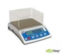 Весы RADWAG WLC 1/C/2 IVкл (1000/0.2/0,01г, платф. 195х195 мм) внутр.калибровка