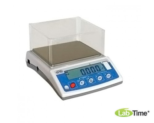 Весы RADWAG WLC 2/C/1 IIIкл (2000/0.2/0,01г, платф. 128х128 мм)