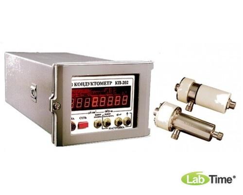 Анализатор жидкости кондуктометрический КП-202.1
