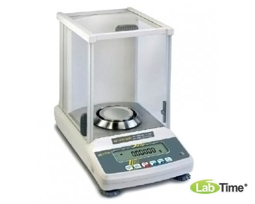 Весы KERN AВT 100-5М (101г, 0,0001г, d80мм) внутр.калибровка