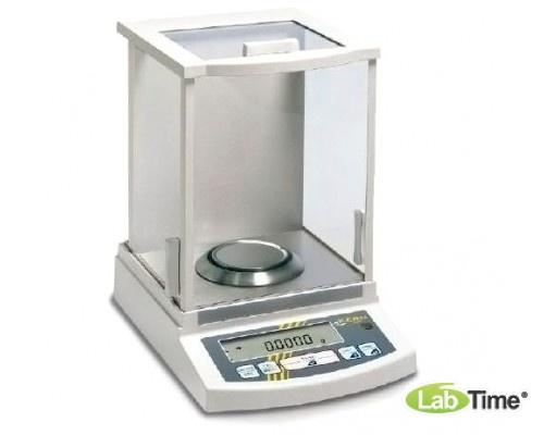 Весы KERN ABS 80-4 (83г, 0,0001г, d.80мм)