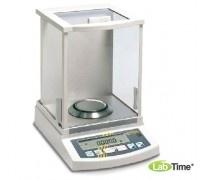 Весы KERN ABS 120-4 (120г, 0,0001г, d.80мм)