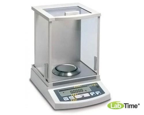 Весы KERN ABJ 320-4 (320г, 0,0001г, d80мм) внутр.калибровка