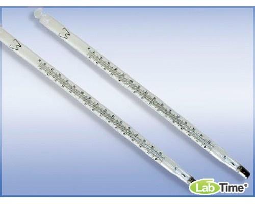 Термометр СП-83М (+50+250/1,0)Hg максимальный