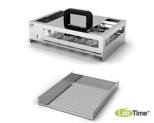 Крышка отвода паров и поддон для DKL 8