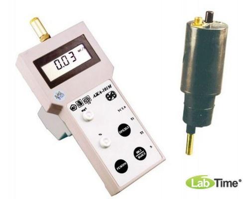 Кислородомер АЖА-101 М (анализ непосредственно в водоеме)