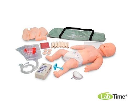 Манекен ребенка STAT Baby — тренажер жизнеобеспечения