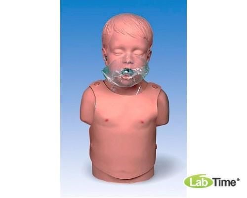 Тренажер сердечно-легочной реанимации ребенка, торс