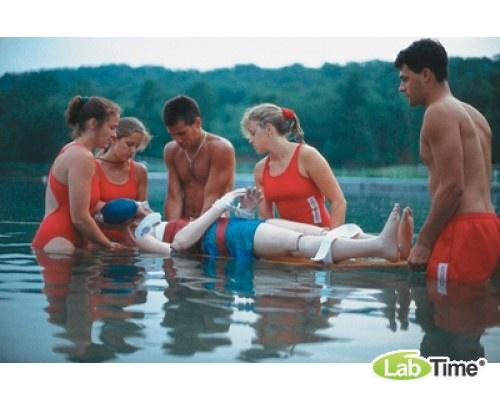 Манекен для спасения на воде с применением СЛР, взрослый 165 см