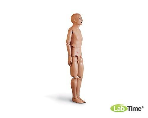 Манекен мужчины для практики основных процедур по уходу за больными