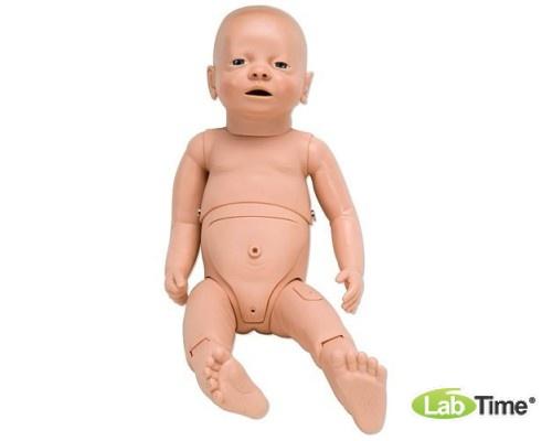 Манекен ребенка для обучения процедурам ухода, новорожденный